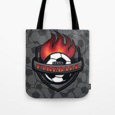 Team Fireball Tote Bag