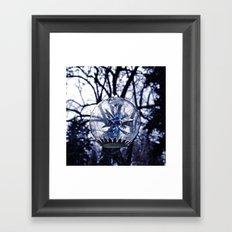 Yuletide ornament Framed Art Print