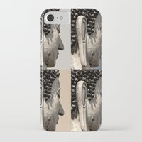 buddah iPhone & iPod Cases featuring buddah heads by Shane Williams