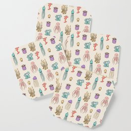 Summer pattern Coaster