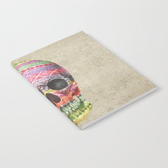 Navajo Skull  Notebook