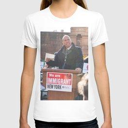 Cory Booker Political Speech T-shirt