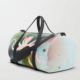 Space Octopus Wants a Hug Duffle Bag