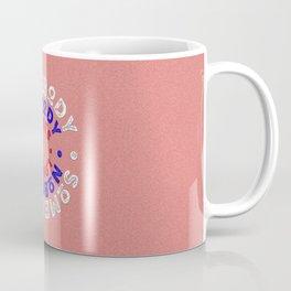 somebody nobody loves -SQUARE Coffee Mug