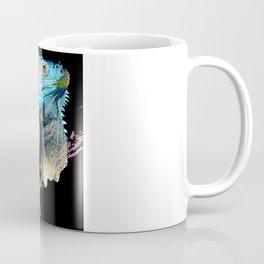 Green Iguana Coffee Mug