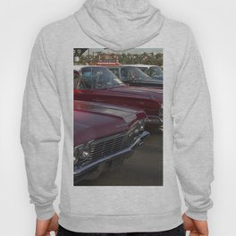 Old-timey Quebec City cars Hoody