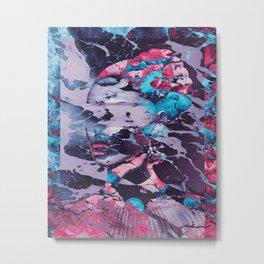 Kina Metal Print