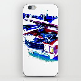 Red Chevelle iPhone Skin