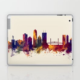 Jacksonville Florida Skyline Laptop & iPad Skin