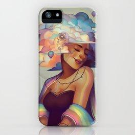 Arc en Celia iPhone Case