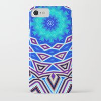 sacred geometry iPhone & iPod Cases featuring Sacred Geometry by Michael White
