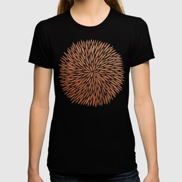 Rose Gold Burst T-shirt