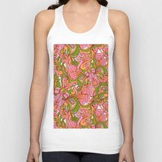 Abstract nature Unisex Tank Top