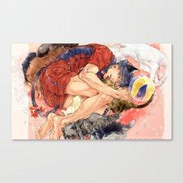 Kuroo Tetsurou Haikyuu Canvas Print