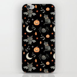 HALLOWEEN PARTY iPhone Skin