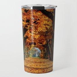 autumn Park Travel Mug