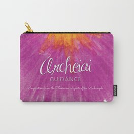 Archeiai Guidance: Inspirationsfrom the Feminine Aspects of the Archangels Carry-All Pouch