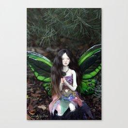 Talarah meaning fresh rain Canvas Print