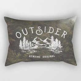 Outsider Rectangular Pillow