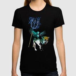 OWL WOLF ALLIANCE 2  T-shirt