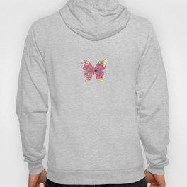 London butterfly Hoody