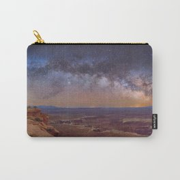 Nightscape Arches National Park Panorama Utah Carry-All Pouch