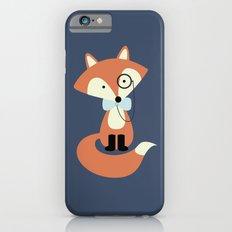 Monocle Red Fox iPhone 6s Slim Case