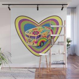 Love Van Wall Mural