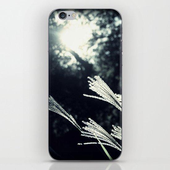night walk iPhone & iPod Skin