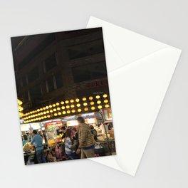 Night Market Stationery Cards