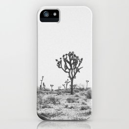 JOSHUA TREE VIII / California iPhone Case