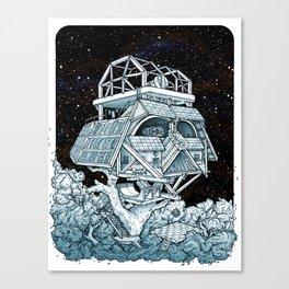 Darth's Treehouse  Canvas Print