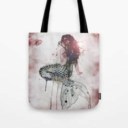 Mermaid II Tote Bag