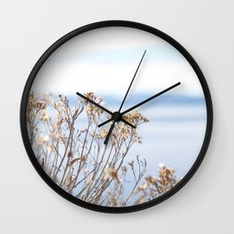 Motionless in the Wind Wall Clock