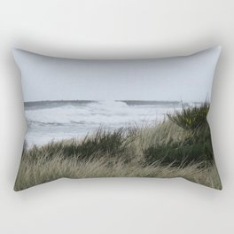 Bastendorff Beach, Oregon Rectangular Pillow