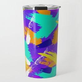Violet Emotions Travel Mug