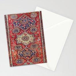 Kuba Sumakh East Caucasus Antique Rug Stationery Cards