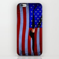 america iPhone & iPod Skins featuring America!!  by Alaskan Momma Bear