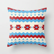 RIP Pattern Throw Pillow