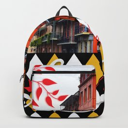 NEW ORLEANS:  LET THE GOOD TIMES ROLL!! Backpack