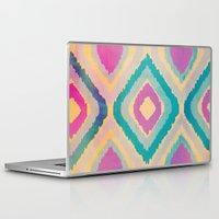 ikat Laptop & iPad Skins featuring URBAN IKAT by Nika