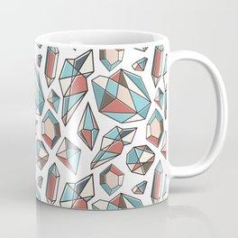 Diamonds are forever Pattern 2 Coffee Mug