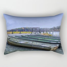 Season's End Rectangular Pillow