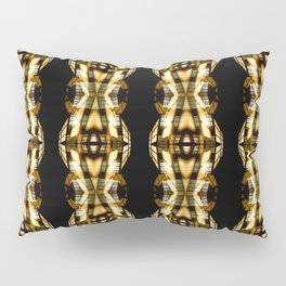 DIGI TRIBE YELLOW Pillow Sham