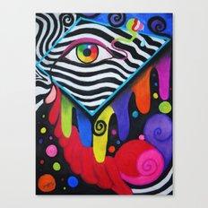 Imgaination Canvas Print