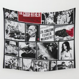 Strictly Business Wall Tapestry