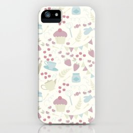 Bakery iPhone Case