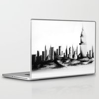 istanbul Laptop & iPad Skins featuring İstanbul. by cidem