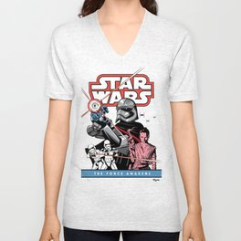 The Force Awakens Unisex V-Neck