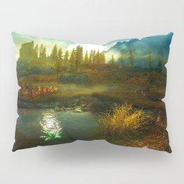 Landscape of Skyrim Pillow Sham